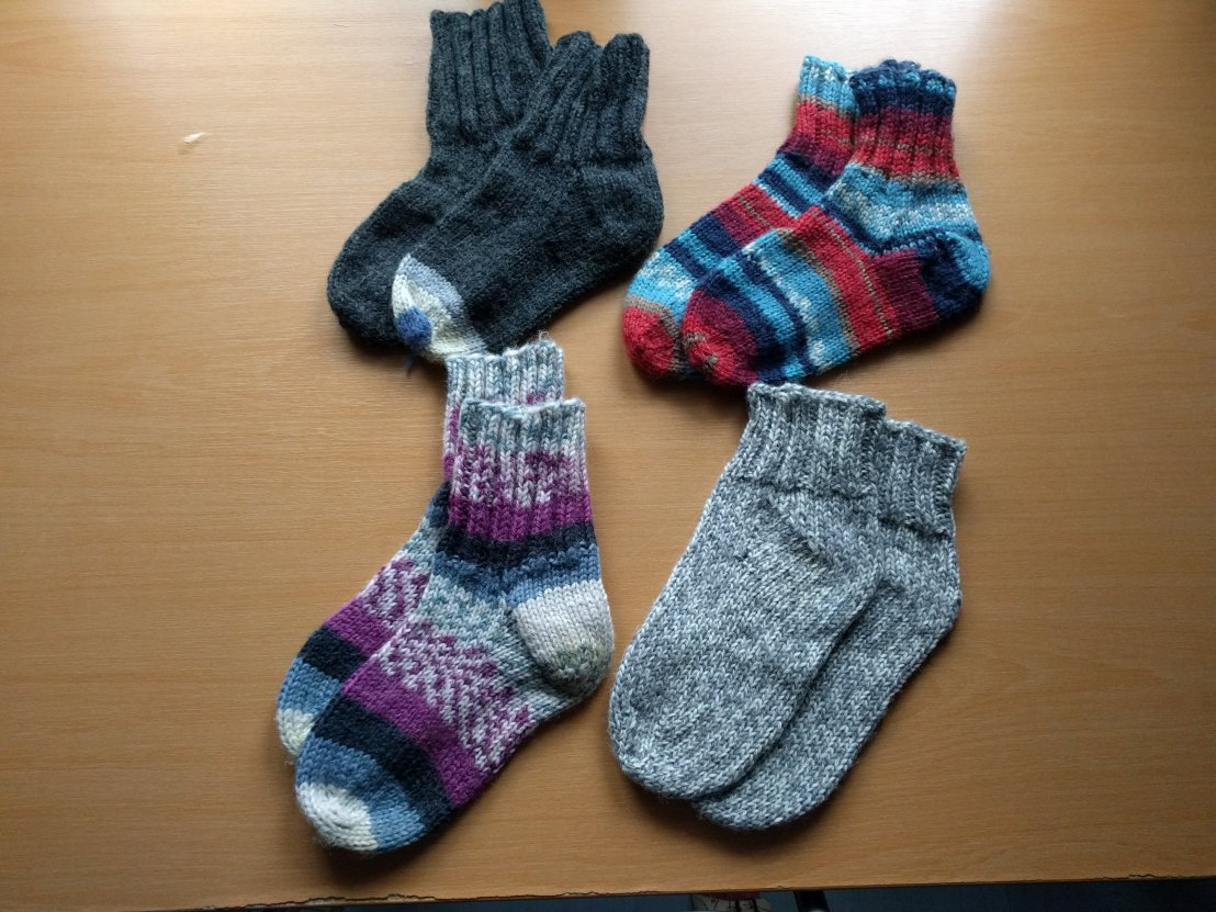 The Great Sock Rush of 2016