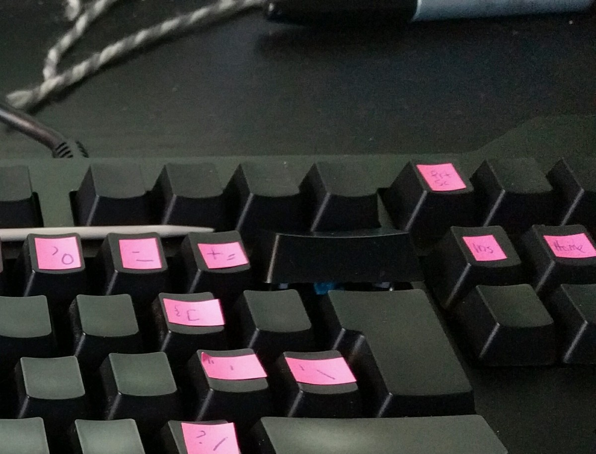 Embracing Colemak's caps lock as backspace